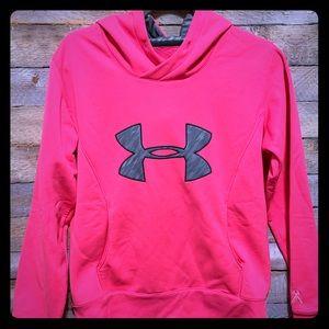 Women's medium Under Armour hoodie